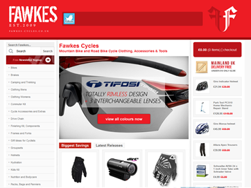 fawkes-cycles.co.uk